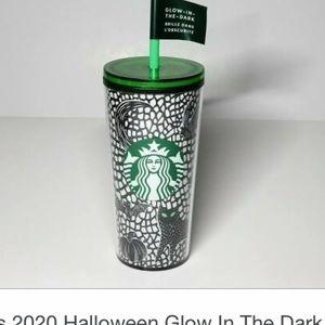Starbucks Halloween cup 2020